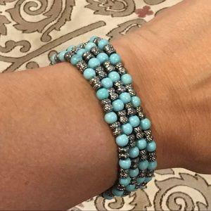 Jewelry - New beaded stretch bracelets (4)
